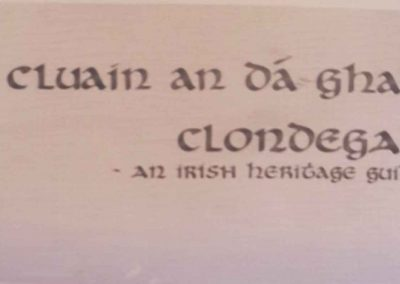 Clondegad Heritage Trail Guide
