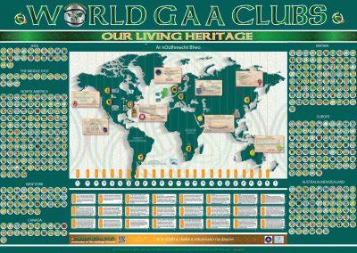 World GAA Clubs Heritage StoryMap