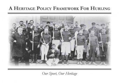 Hurling Heritage Framework Policy