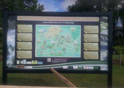 Lissycasey Heritage Interactive Trail