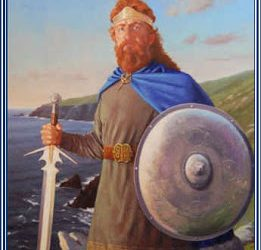 Brian Boru, King of the Gaels, and Imperatoris Scotorum
