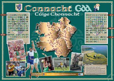 Connacht GAA StoryMap