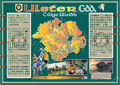 Ulster GAA StoryMap